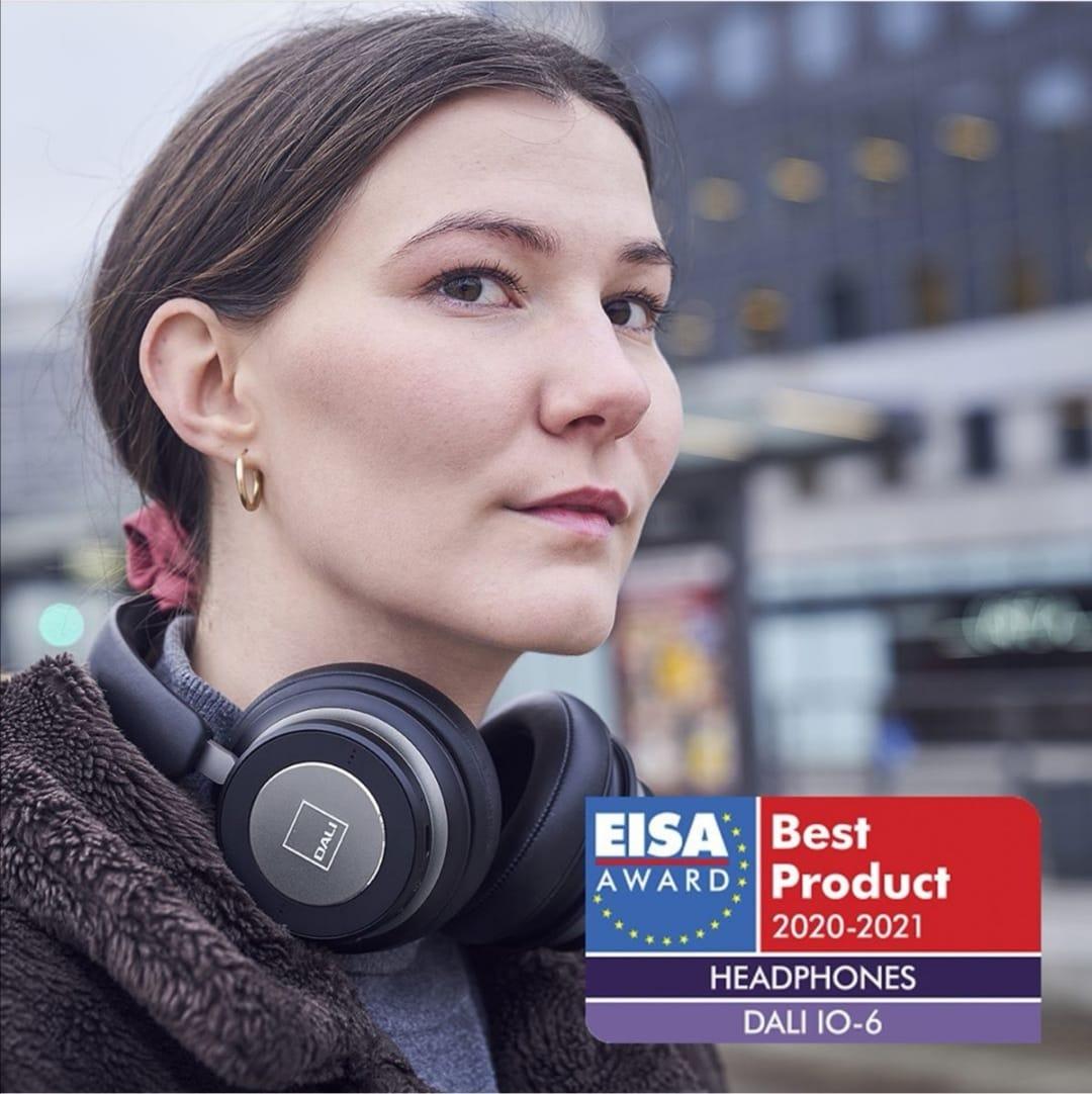 DALI IO-6 EISA Award - Best Headphone